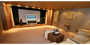 View Home Theater Design & Installation Services